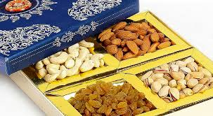 1/2 kg dry fruit box