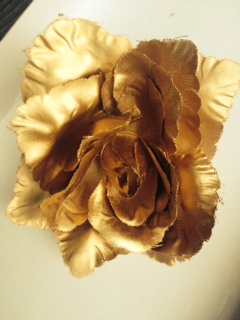Everlasting golden rose Only for Pune